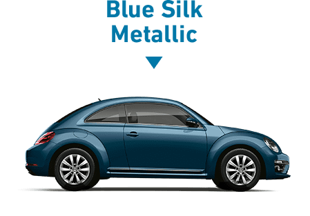 Blue Silk Metallic