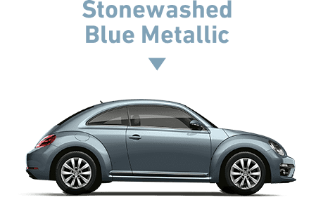 Stonewashed Blue Metallic