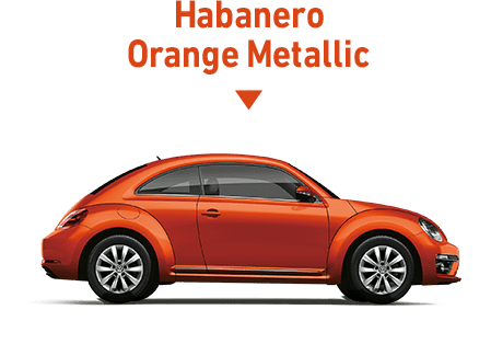 Habanero Orange Metallic