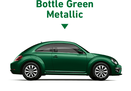 Bottle Green Metallic