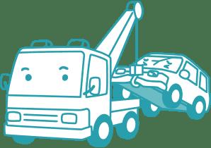 ロードアシスト(車両搬送費用補償特約およびサービス)